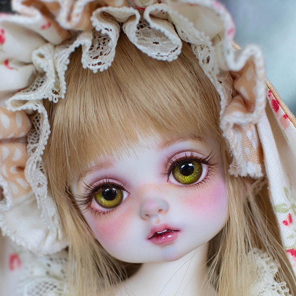 Petit Fondue Head (Limited make up) : ver. Kana
