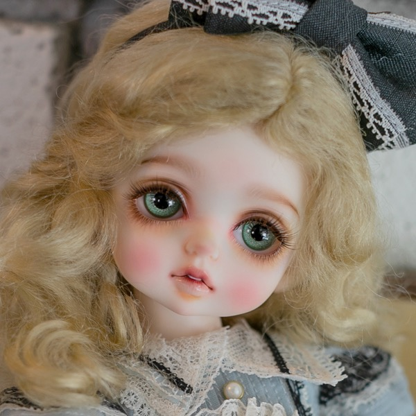Petit Fondue Head (Limited make up) : ver. Rollingpumpkin
